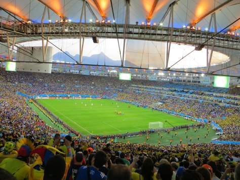 World Cup in Rio