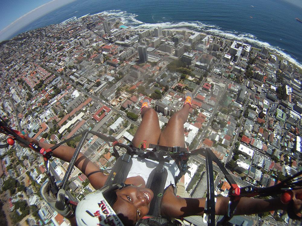 Far Above Cape Town